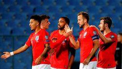 Kualifikasi Piala Eropa 2020: Inggris Mengamuk di Kandang Bulgaria 6-0