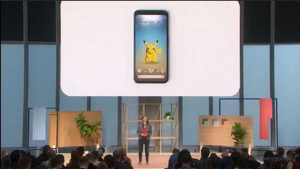Resmi Dirilis, Ini Spesifikasi dan Harga Google Pixel 4