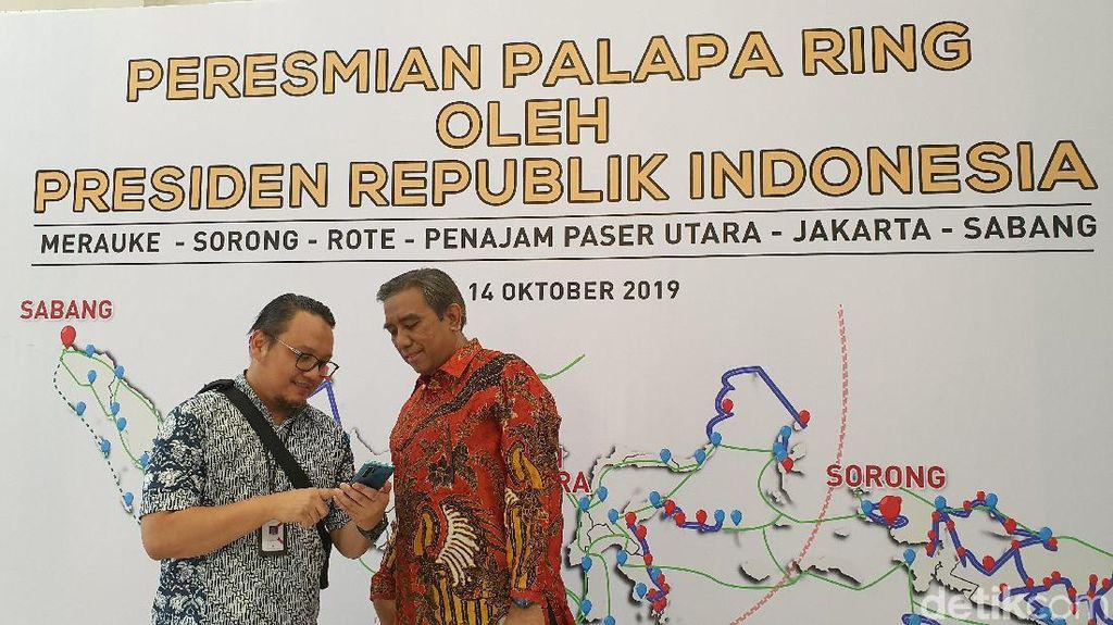 Tiga Satelit Internet Disiapkan untuk Selimuti Indonesia