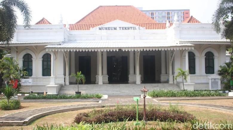 Museum Tekstil. (Foto: Putu Intan Raka Cinti/detikcom)