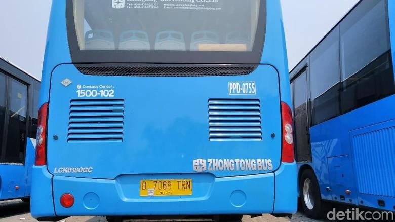 Pemprov DKI Tak Bisa Larang Bus Zhong Tong: Yang Penting Sesuai Spesifikasi