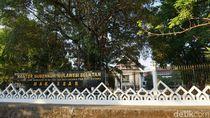 2 Perusak Pagar Kantor Gubernur Sulsel saat Orasi Siap Lawan Tuhan Ditangkap