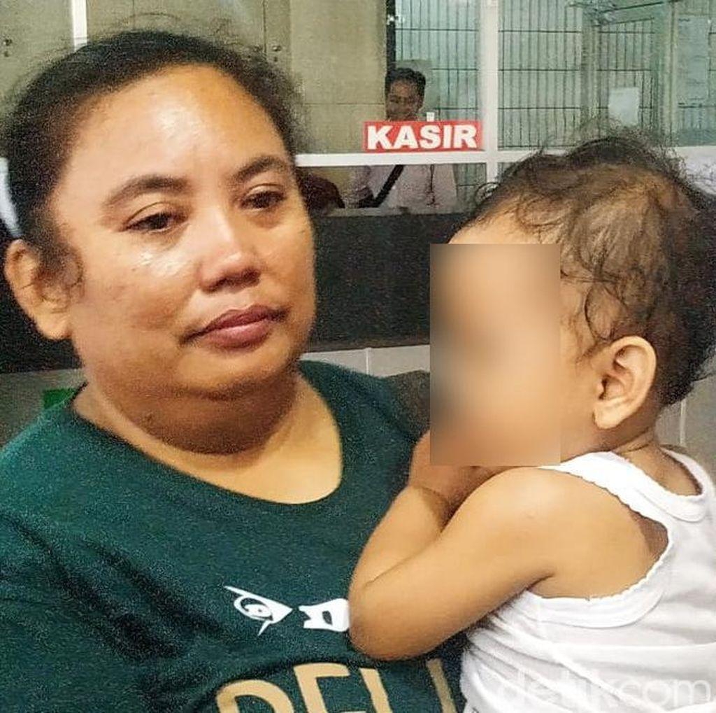 Sekujur Tubuh Melepuh, Istri yang Dibakar Suami Dirujuk ke RSU Soetomo