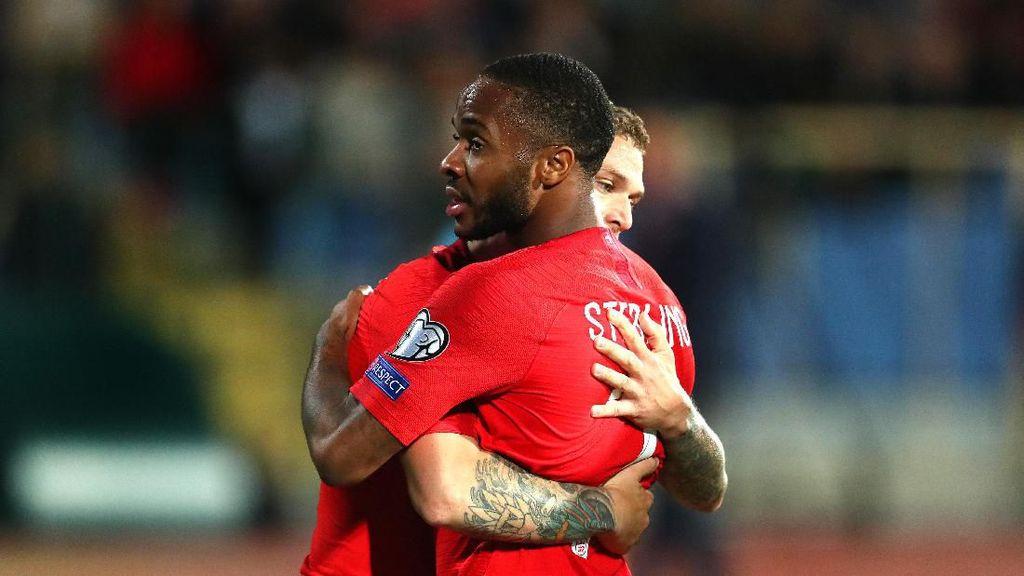 Serangan Rasial Fans Bulgaria Dikecam (dan Dibalas 6 Gol)
