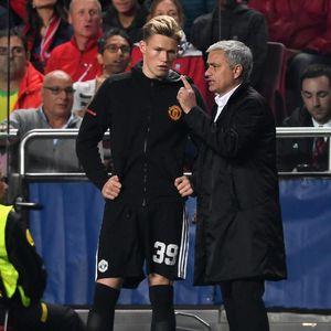 McTominay: Aku Berutang Banyak pada Jose Mourinho