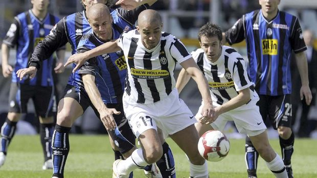 David Trezeguet jadi bomber papan atas saat berkarier di Juventus.