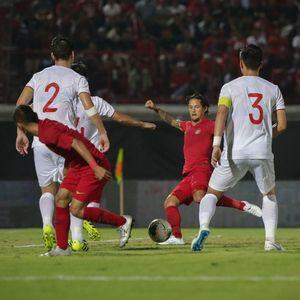 Indonesia Digasak Vietnam, Irfan Bachdim: Pemain Harus Bercermin
