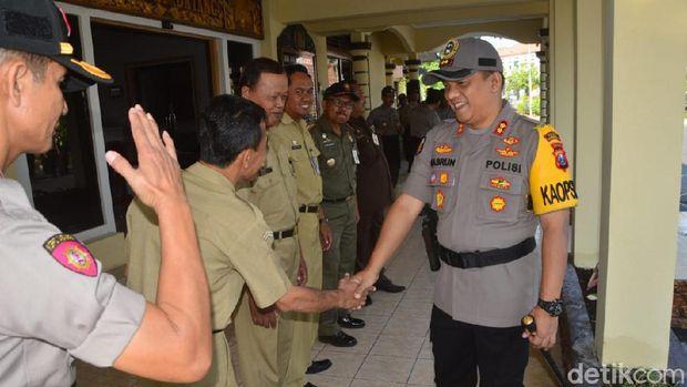 Rawan Konflik, Polisi 2 Wilayah Siap Amankan Pilkades Serentak di Madiun
