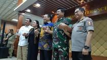 Rapat Bareng TNI-Polri, MPR: Situasi Kondusif Jelang Pelantikan Jokowi