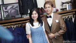 Fitting Jas, Delon Tak Sabar Menikah Kedua Kali