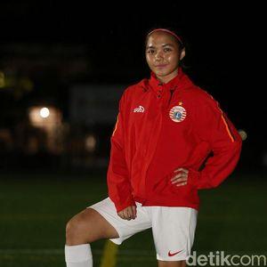 Cerita Anggita, Bek Kiri Persija Putri yang Sempat Dilarang Sang Ibu Main Bola