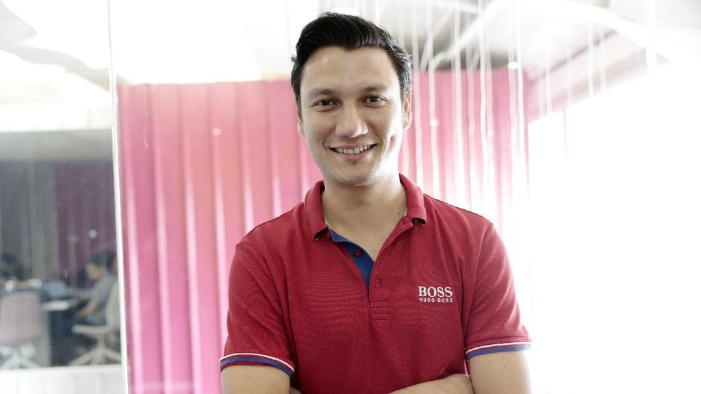 Bahas Etika Bermedsos, Christian Sugiono: Harusnya Bikin Kayak SIM