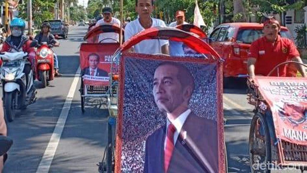 Jelang Pelantikan Jokowi, Aliansi Rakyat Banyuwangi Gelar Aksi Damai