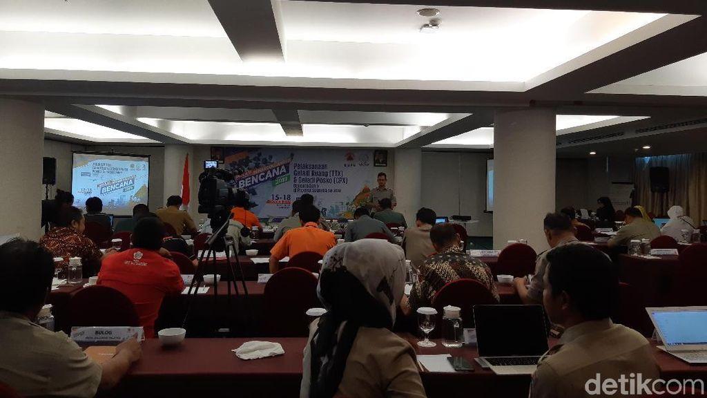 BNPB Ingatkan Pemprov Sulsel Antisipasi Banjir-Longsor