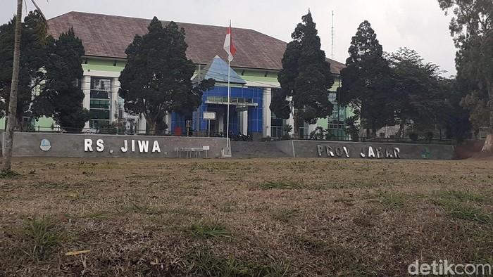 RS Jiwa Provinsi Jawa Barat menangani ratusan anak kecanduan gadget (Foto: Yudha Maulana/detikHealth)