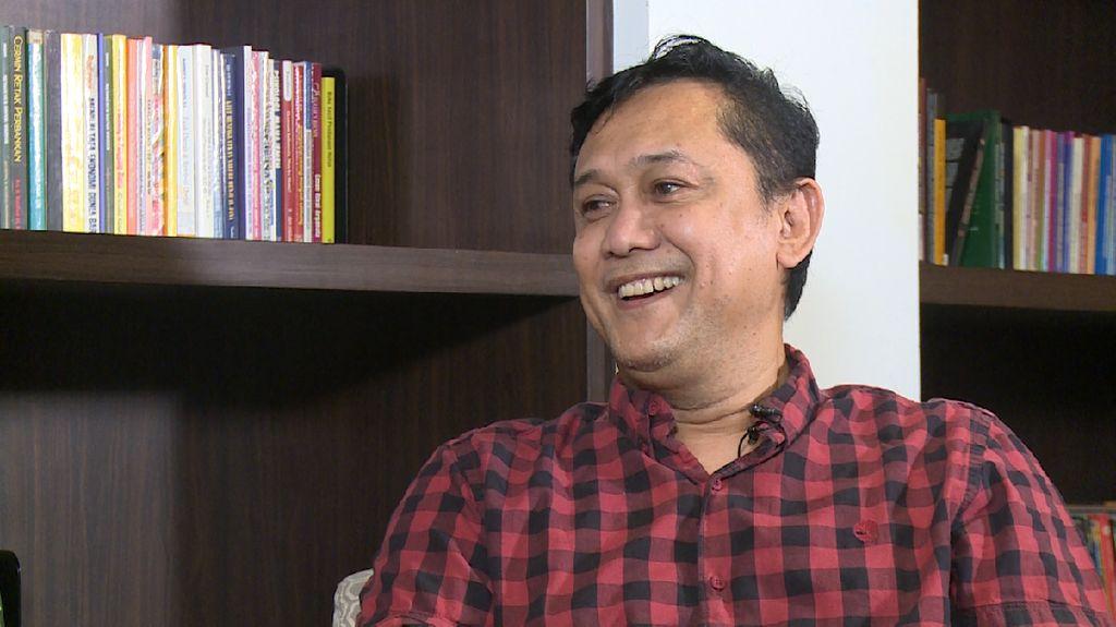 Diancam Dilaporkan Balik oleh Denny Siregar, Pimpinan Ponpes: Kami Tidak Takut