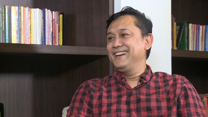 Denny Zulfikar Siregar, pegiat media sosial