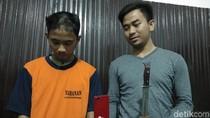 Begal Bersajam di Makassar Ditangkap Polisi
