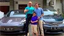 Ini Mobil Sandiaga Uno yang Kalah Keren dari Tesla Deddy Corbuzier
