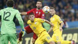Tekuk Portugal 2-1, Ukraina Lolos Piala Eropa 2020