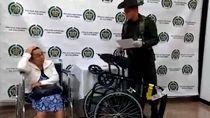 Polisi Bandara Temukan 3 Kg Kokain di Kursi Roda Nenek 81 Tahun