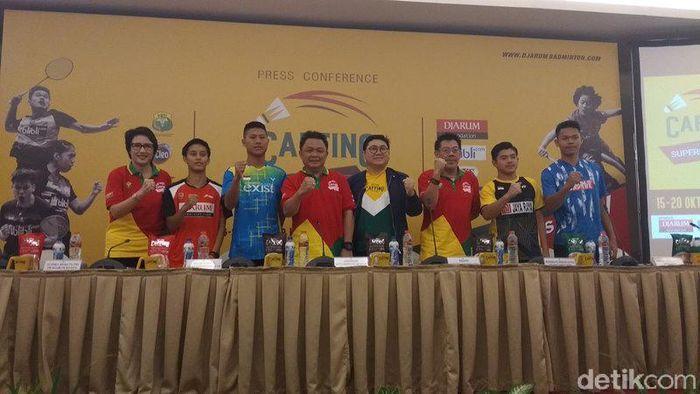 Magelang jadi tuan rumah Badminton Superliga Junior 2019 (Eko Susanto/detikSport)