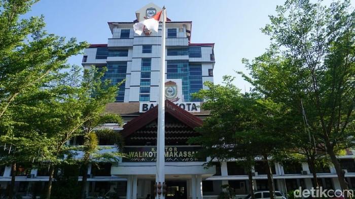 Kantor Wali Kota Makassar Sulsel