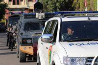 Kapolda Sulsel Lepas Personel Patroli Pengamanan 20 Oktober