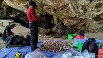 Penelitian Jejak Manusia Purba di Gua Lawa Lanjut Tahun 2020