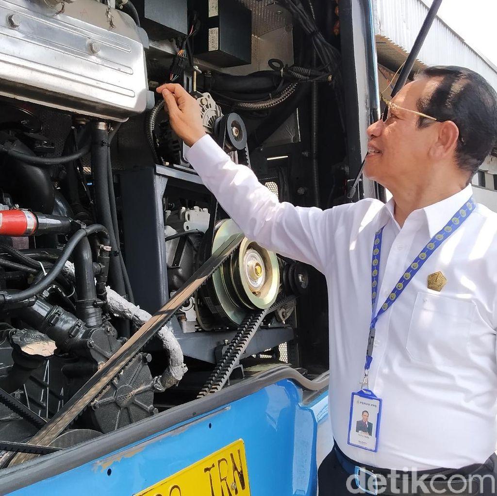 Dirut PPD: Bus Zhongtong Memang Merek China Tapi Isinya Eropa