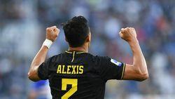 Inter: Sanchez Harus Dioperasi