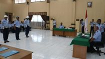 Istri Nyinyir ke Wiranto, Anggota Lanud Surabaya Ditahan 5 Hari
