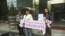 Perempuan Antikorupsi Surati Jokowi Berharap Perppu KPK Diterbitkan