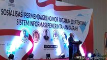 Ketua KPK Beri Sambutan Penuh Sindiran, Serempet Jokowi hingga Mendagri