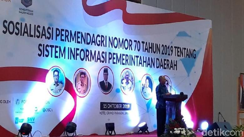 Mendagri Luncurkan SIPD, Ketua KPK Lempar Pujian ke Jokowi
