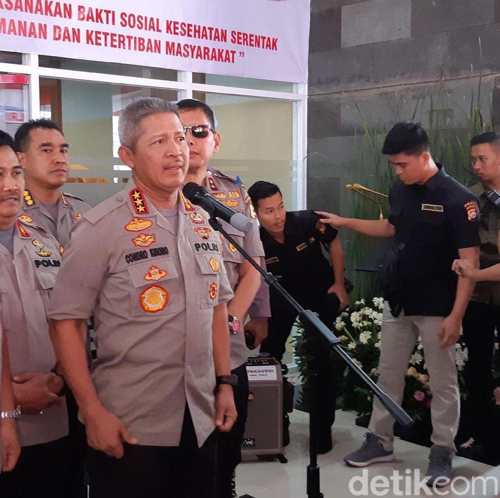 Seluruh Polda Dilibatkan dalam Pengamanan Pelantikan Presiden