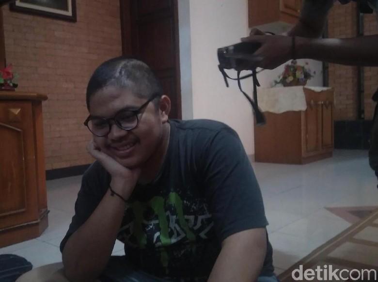 Video Kesaksian Faisal Amir, Korban Aksi Demo Mahasiswa di DPR