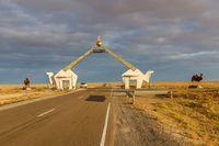 Perbatasan China-Mongolia (iStock)