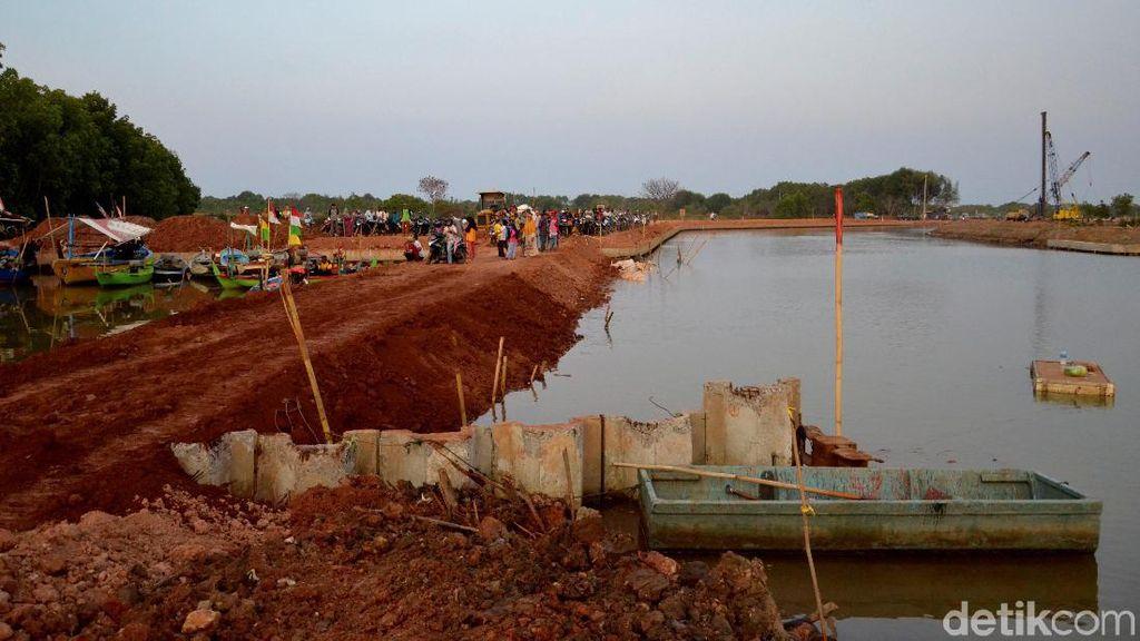Kabupaten Pekalongan Bakal Bebas Banjir Rob