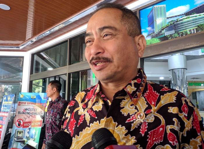 Foto: Menteri Pariwisata Arief Yahya (Jefrie Nandy-detikcom)