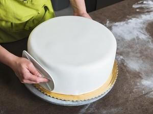 Bikin Cake Berlapis Fondant, Ini yang Wajib Diperhatikan