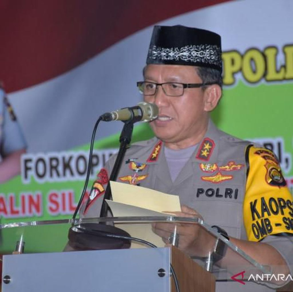 Polda Jambi Ajak Mahasiswa Jaga Kondisi Keamanan Saat Pelantikan Presiden