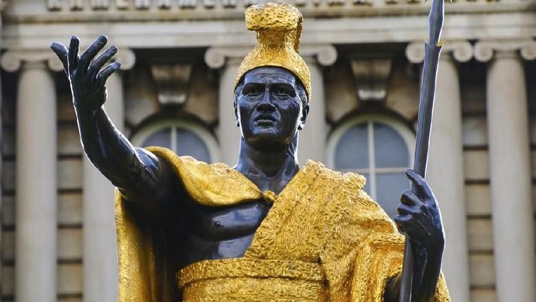 Patung Raja Kamehameha (iStock)