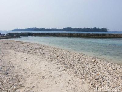 Potret Pulau Bulat Keluarga Cendana di Kepulauan Seribu