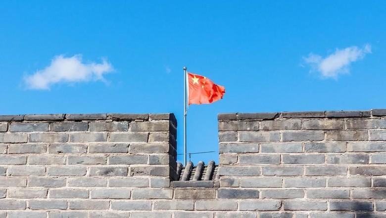 Ilustrasi perbatasan China (iStock)