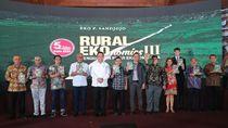 Luncurkan Buku Ketiga, Mendes Beberkan Pemberdayaan Ekonomi Desa