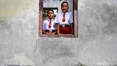 Tolong! Bangunan SD Negeri Miangas Butuh Renovasi