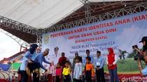 10 Ribu Anak di Bantul Terima Kartu Identitas