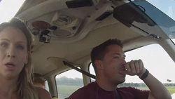 Horor di Udara, Mesin Pesawat Ngadat Saat Pilot Terbangkan Keluarga
