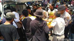 Mahasiswa Pingsan Saat Demo Membaik, Mahasiswa Apresiasi Pengamanan Polisi